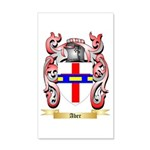 Aber 20x12 Wall Decal