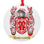 Aberdeen Round Ornament