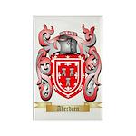Aberdeen Rectangle Magnet (100 pack)