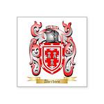 Aberdeen Square Sticker 3