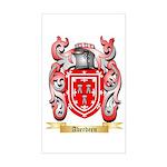 Aberdeen Sticker (Rectangle)