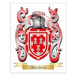 Aberdeen Small Poster