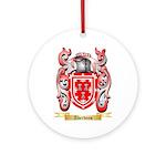 Aberdeen Ornament (Round)