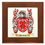 Aberdein Framed Tile