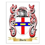 Aberle Small Poster