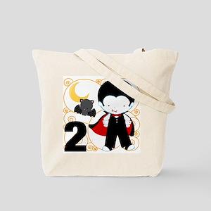 Boys 2 Halloween Tote Bag