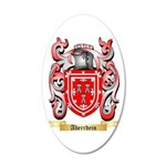 Aberrdein 20x12 Oval Wall Decal