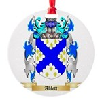 Ablett Round Ornament