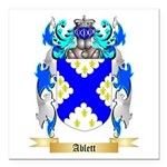 Ablett Square Car Magnet 3