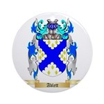 Ablett Ornament (Round)