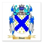 Ablott Square Car Magnet 3