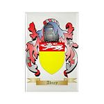 Abney Rectangle Magnet (100 pack)