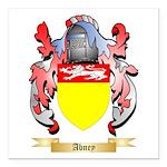 Abney Square Car Magnet 3