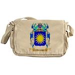 Abraham Messenger Bag