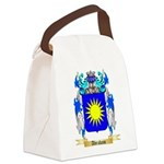 Abraham Canvas Lunch Bag