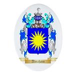 Abraham Ornament (Oval)