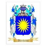 Abrahams Small Poster
