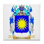 Abrahamson Tile Coaster