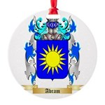 Abram Round Ornament