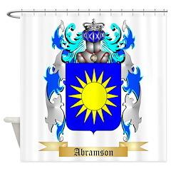 Abramson Shower Curtain