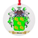 Abreu Round Ornament