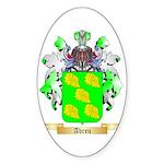 Abreu Sticker (Oval)
