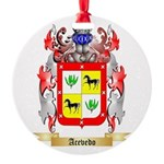 Acevedo Round Ornament