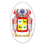 Acevedo Sticker (Oval 50 pk)