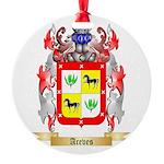 Aceves Round Ornament