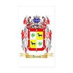 Aceves Sticker (Rectangle 50 pk)