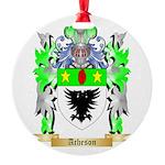 Acheson Round Ornament