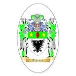 Acheson Sticker (Oval)