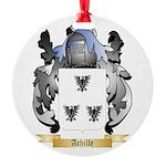 Achille Round Ornament