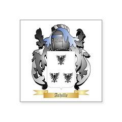 Achille Square Sticker 3