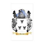 Achille Sticker (Rectangle 10 pk)