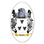 Achille Sticker (Oval)