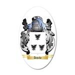 Achille 35x21 Oval Wall Decal