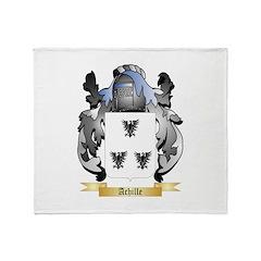 Achille Throw Blanket
