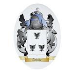Achille Ornament (Oval)