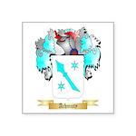 Achmuty Square Sticker 3