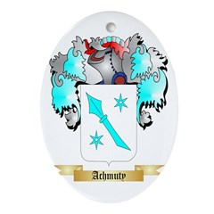 Achmuty Ornament (Oval)
