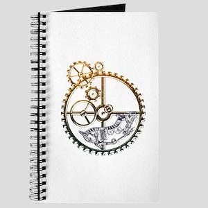 Industrial Silver Hamster Journal