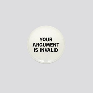 Your Argument Mini Button