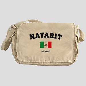Nayarit Messenger Bag