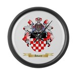 Ackary Large Wall Clock