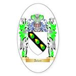 Acker Sticker (Oval 50 pk)
