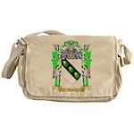 Acker Messenger Bag