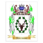 Ackermann Small Poster