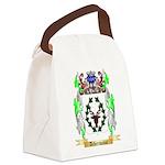 Ackermann Canvas Lunch Bag