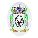 Ackermann Ornament (Oval)